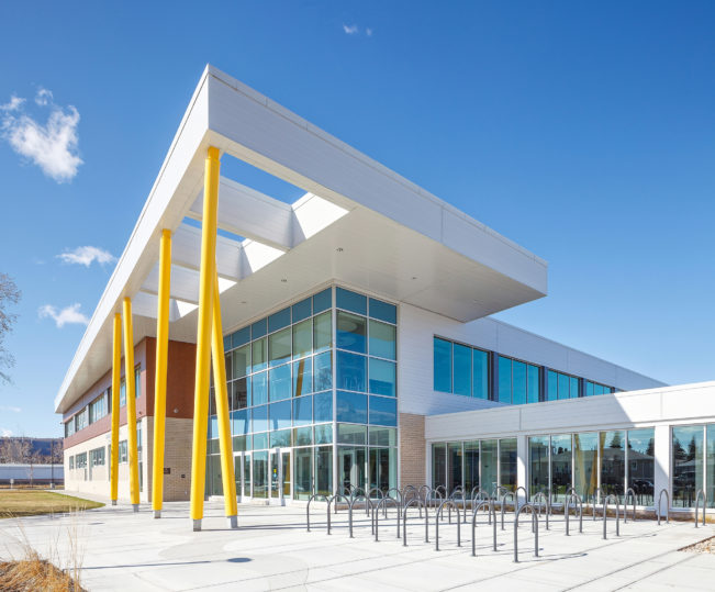 Photo of Bowness High School Modernization